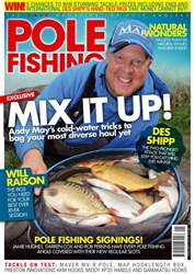 Pole Fishing issue January 2018