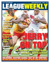 League Weekly issue 801