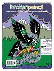 Issue 77: Pipeline Pushback - Indigenous artists fight Canada's addiction to extraction issue Issue 77: Pipeline Pushback - Indigenous artists fight Canada's addiction to extraction