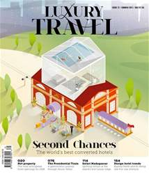 Luxury Travel issue Summer 2017