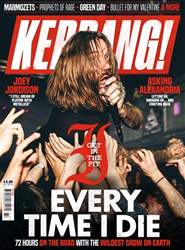 Kerrang issue 22/11/2017