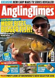 Angling Times issue 21st November 2017