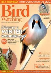 Bird Watching issue December 2017