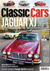 Classic Cars issue January 2018