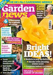 Garden News issue 25th November 2017