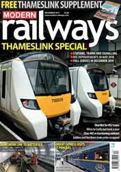 Modern Railways issue   December 2017