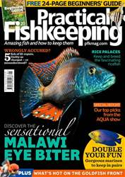 Practical Fishkeeping issue January 2018