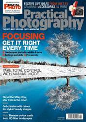 Practical Photography issue January 2018