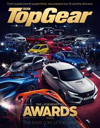 Top Gear issue Awards 2017