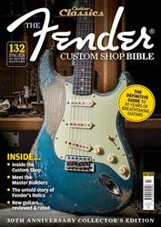 Fender Custom Bible issue Fender Custom Bible
