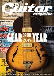 The Guitar Magazine issue Jan 18