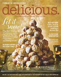 Delicious Magazine issue Dec-17