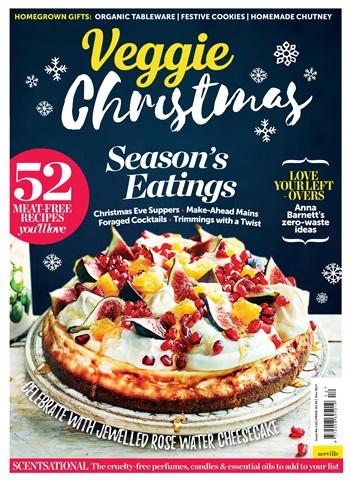 Veggie Magazine issue Dec-17