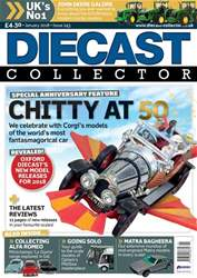 Diecast Collector issue January 2018