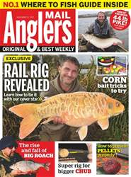 Anglers Mail issue 21st November 2017
