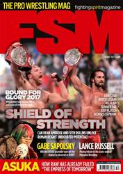 Fighting Spirit Magazine issue Issue 152
