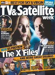 TV & Satellite Week issue 25th November 2017