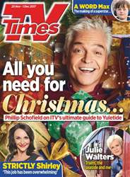 TV Times issue 25th November 2017
