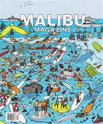 Malibu Magazine issue Malibu Magazine