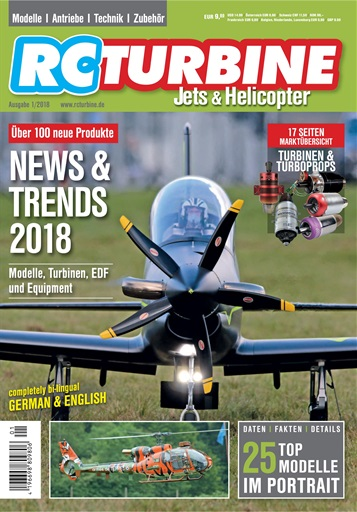 RC Turbine - Jets & Helicopter Preview