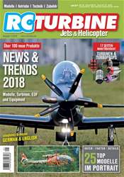 RC Turbine - Jets & Helicopter issue RC Turbine - Jets & Helicopter