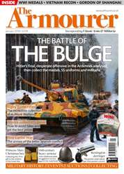 The Armourer issue January 2018 – BATTLE OF THE BULGE SPECIAL