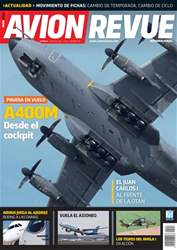 Avion Revue Internacional España issue Número  426