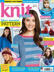 Knit Now issue Issue 82