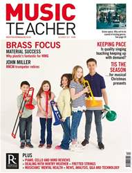 Music Teacher issue December 2017