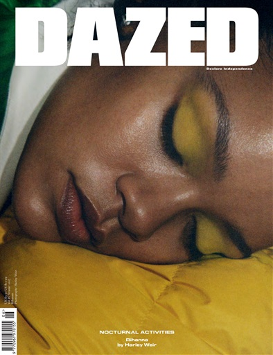 Dazed Magazine Preview