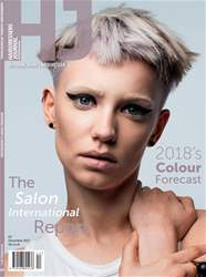 Hairdressers Journal issue December 2017