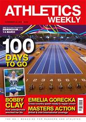Athletics Weekly issue Nov 23, 2017