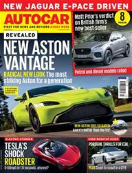 Autocar issue 22nd November 2017