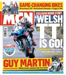 MCN issue 22nd November 2017
