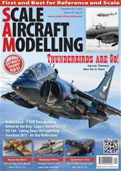 Scale Aircraft Modelling issue December 2017