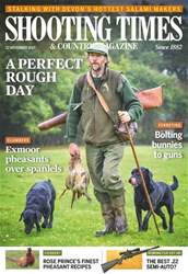 Shooting Times & Country issue 22nd November 2017