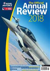 RAF Review 2018 issue RAF Review 2018