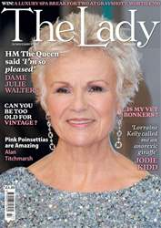The Lady issue 24th November