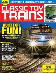 Classic Toy Trains issue February 2018