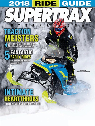 SuperTrax Preview