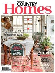 Australian Country Home #1 issue Australian Country Home #1