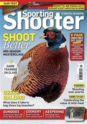 Sporting Shooter issue Jan-18