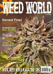 Weed World issue WW 132