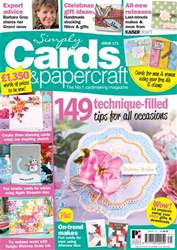 Simply Cards & Papercraft issue Issue 171