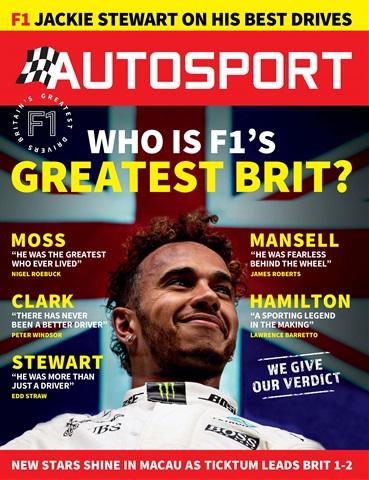 Autosport issue 23rd November 2017