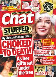Chat issue 7th December 2017