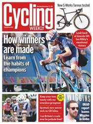 Cycling Weekly issue 23rd November 2017