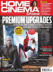 Home Cinema Choice issue Xmas 2017