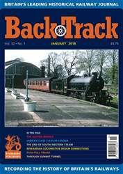 Backtrack issue January 2018