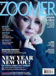 Zoomer Magazine issue December 2017/January 2018